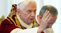 In an unexpected move, Pope Benedict XVI became the first pope to resign in almost 600 years when he announced Monday he would step down from his position, citing deteriorating […]