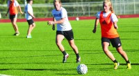 The women's soccer team has begun their second transitional year into NCAA Empire 8. This marks Coach David Lewis's 22nd year coaching the lady Highlanders. Houghton alum, Katie Philips has […]
