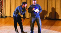 This year's spring SPOT was a clear success.  Just by luking at the audience one could tell as everyone constantly johned in laughter together.  Senior roommates, Luke Ogden and John […]
