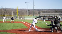 After two years of constant travel, the Houghton baseball team finally got a chance to play on their own field Friday, March 21, against the University of Pittsburgh-Bradford. The field, […]