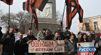 A referendum on the status of Crimea, formerly a subdivision of Ukraine, is to be held on this Sunday in which Crimeans will decide whether to join the Russian Federation […]
