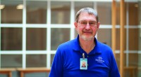 You've probably noticed him sweeping the chapel or running a mop across the atrium floor in the music building. If you're not paying attention, Don Taylor and the work he […]