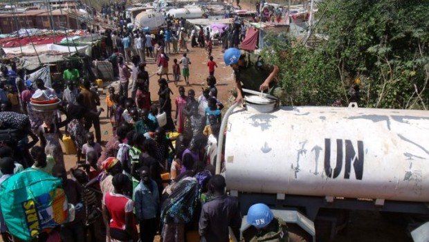 United Nations peacekeepers are struggling to stop a humanitarian catastrophe in South Sudan after hundreds of civilians were killed last week by anti-government forces. Attempting to escape a conflict between […]