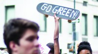 Fifteen Houghton students joined 400,000 marchers in New York city this past Sunday for the People's Climate March. Five hundred buses brought people from all across the United States to […]