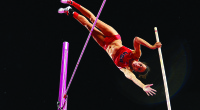 Olympic Pole Vaulter and gold medalist, Jenn Suhr, began training in the Kerr-Pegula Field House (KPFH) on weekday afternoons. According to Athletic Director, Harold 'Skip' Lord, Rick Suhr, Suhr's husband […]