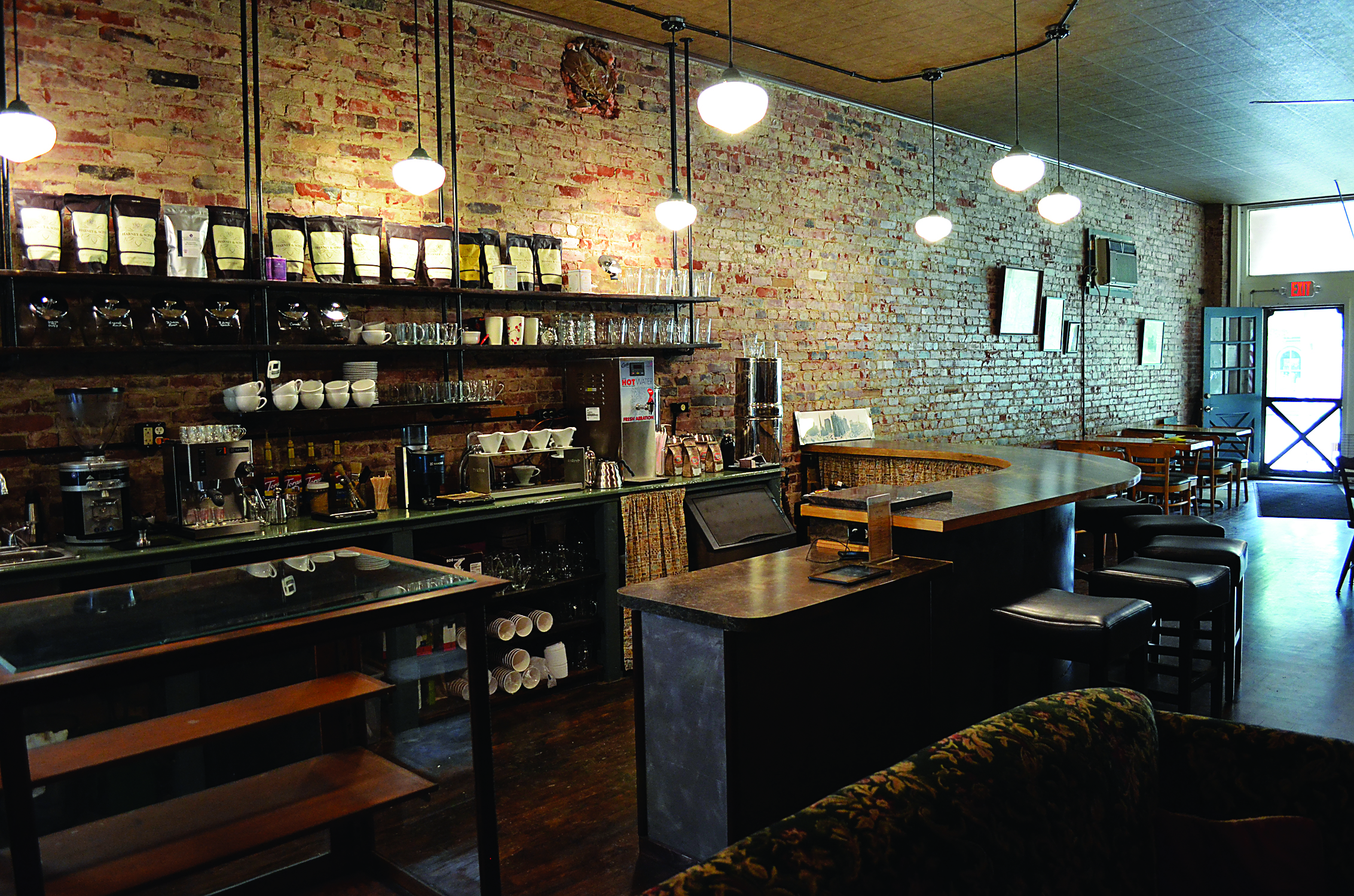 Local Treasures Angelica S New Coffee Shop Houghton Star