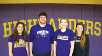 Being a student athlete comes with many challenges, but four Houghton athletes in particular have managed to excel in the classroom and on the court or field. Basketball players Maisie […]
