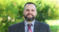 """In June, Houghton welcomed a new Registrar to the community. Kevin Kettinger, described by his colleagues as """"devoted, kind, caring and committed,"""" as well as """"professionally competent"""" started his new […]"""