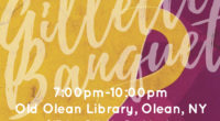 "On Saturday, March 25 at 7 p.m., Gillette Hall will host their annual banquet at the Old Library in Olean, New York. The theme for this year's banquet, ""Be Our […]"