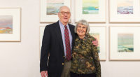 Houghton College has recently been gifted the renowned art collection of Ben Frank Moss III, an alumnus of the class of 1958. According to the Houghton online press release, the […]