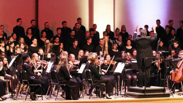 Homecoming 2017 kicks off this Friday night with its annual Collage Concert. This concert features nearly every ensemble in the Greatbatch School of Music. According to Dr. Armenio Suzano, the […]